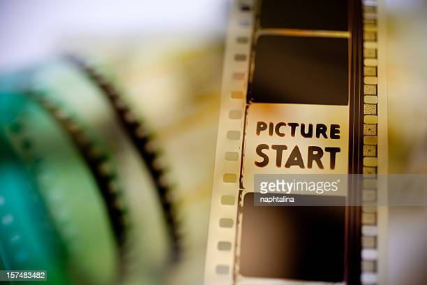 Start cinema reel with picture start