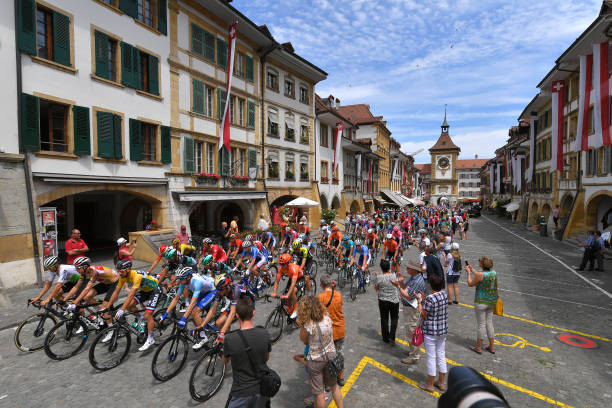 CHE: 83rd Tour of Switzerland  - Stage 4