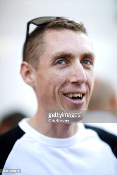 Start / Daniel Martin of Ireland and UAE Team Emirates / during the 105th Tour de France 2018 / Stage 10 a 1585km stage from Annecy to Le...