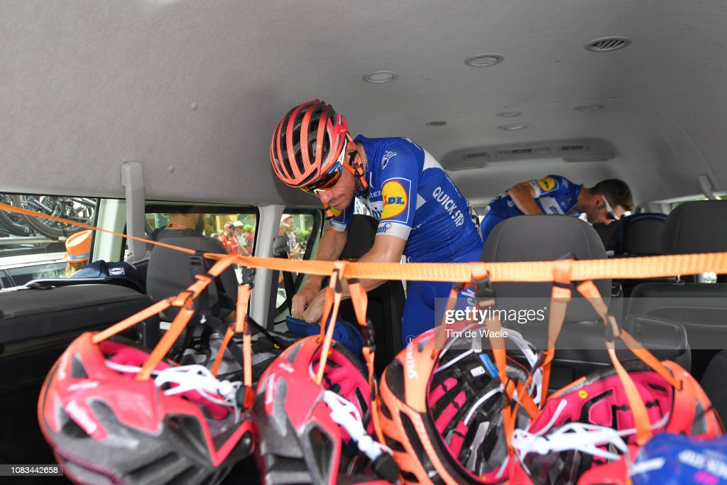 21st Santos Tour Down Under 2019 - Stage 3 : News Photo