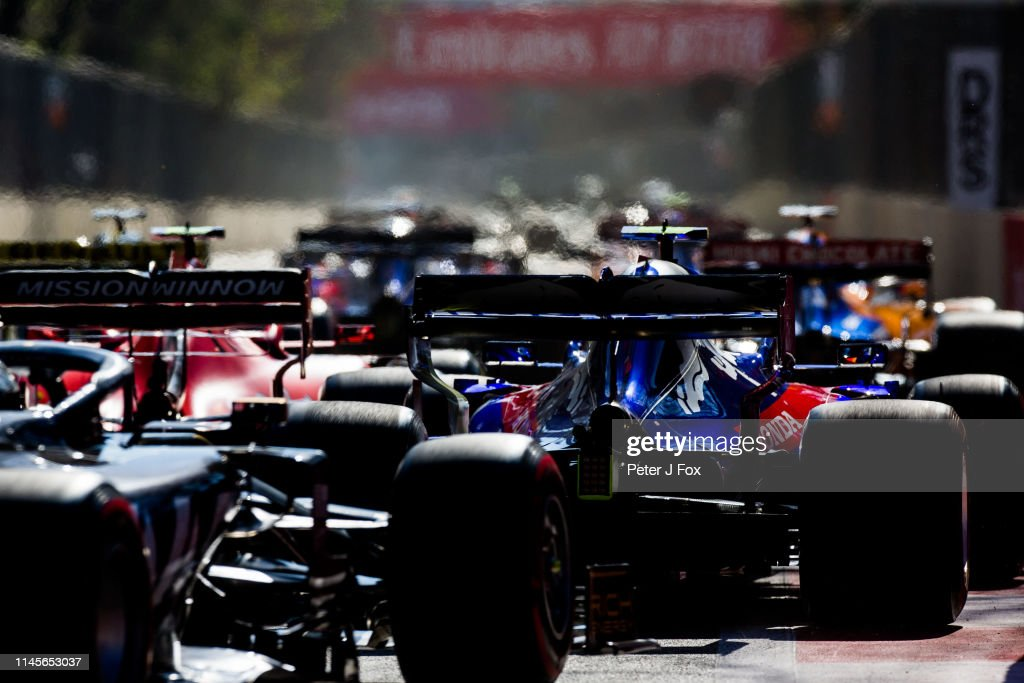 F1 Grand Prix of Azerbaijan : News Photo