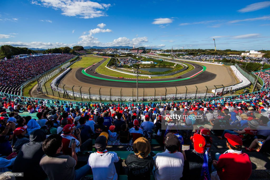 F1 Grand Prix of Japan : News Photo