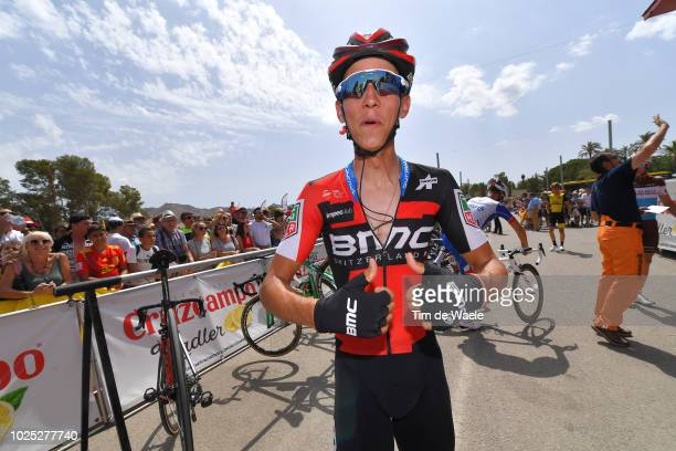 Start / Dylan Teuns of Belgium and BMC Racing Team / during the 73rd Tour of Spain 2018, Stage 6 a 155,7km stage from Huercal-Overa to San Javier....