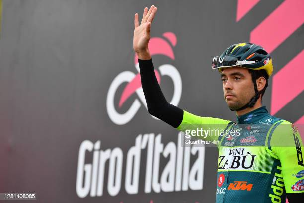 Start / Etienne Van Empel of The Netherlands and Team Vini Zabu KTM / Bassano del Grappa Village / during the 103rd Giro d'Italia 2020, Stage 17 a...
