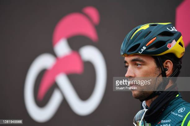 Start / Etienne Van Empel of The Netherlands and Team Vini Zabu KTM / Alba Village / during the 103rd Giro d'Italia 2020, Stage 20 a 190km stage from...
