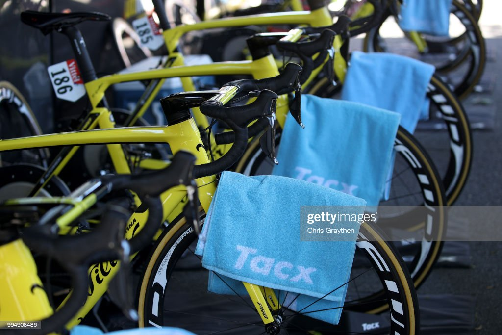 Cycling: 105th Tour de France 2018 / Stage 3 : ニュース写真
