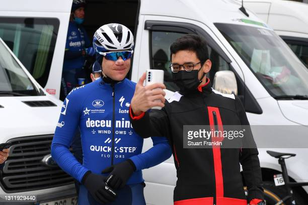 Start / Fabio Jakobsen of Netherlands and Team Deceuninck - Quick-Step during the 56th Presidential Cycling Tour Of Turkey 2021, Stage 1 a 72,4km...