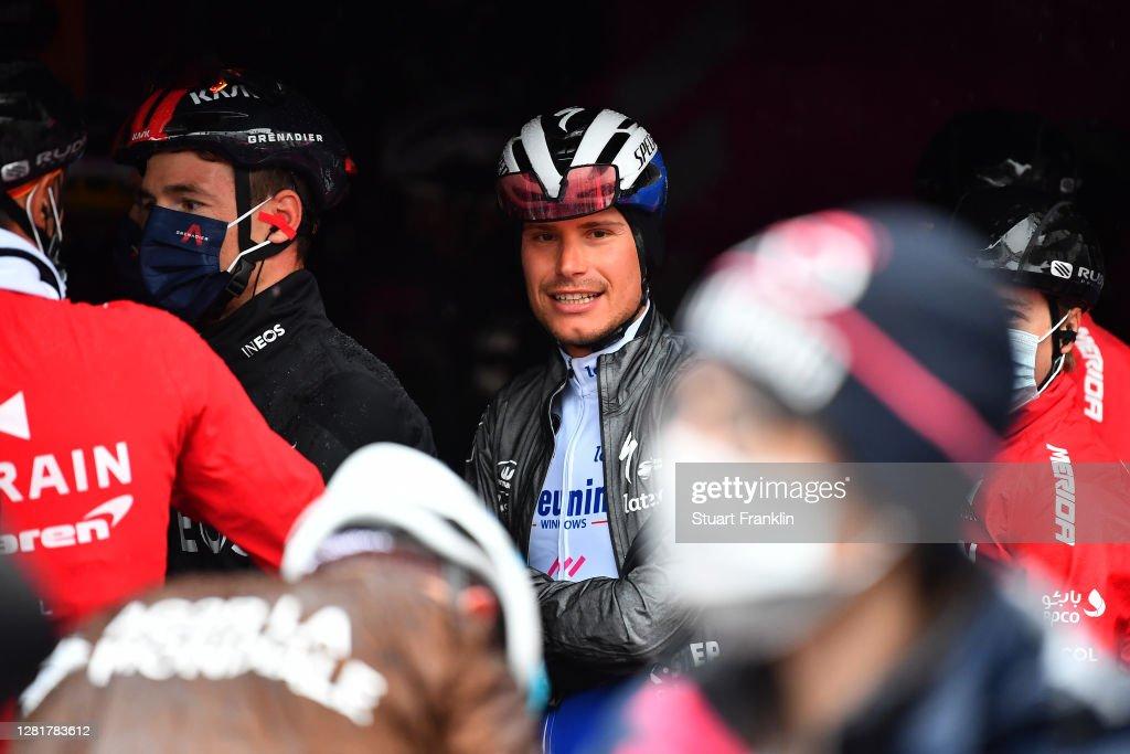 103rd Giro d'Italia 2020 - Stage Nineteen : News Photo