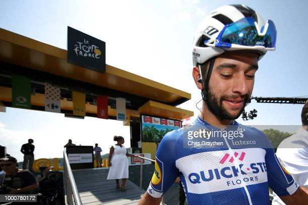 Start / Fernando Gaviria of Colombia and Team QuickStep Floors / during the 105th Tour de France 2018 / Stage 10 a 1585km stage from Annecy to Le...