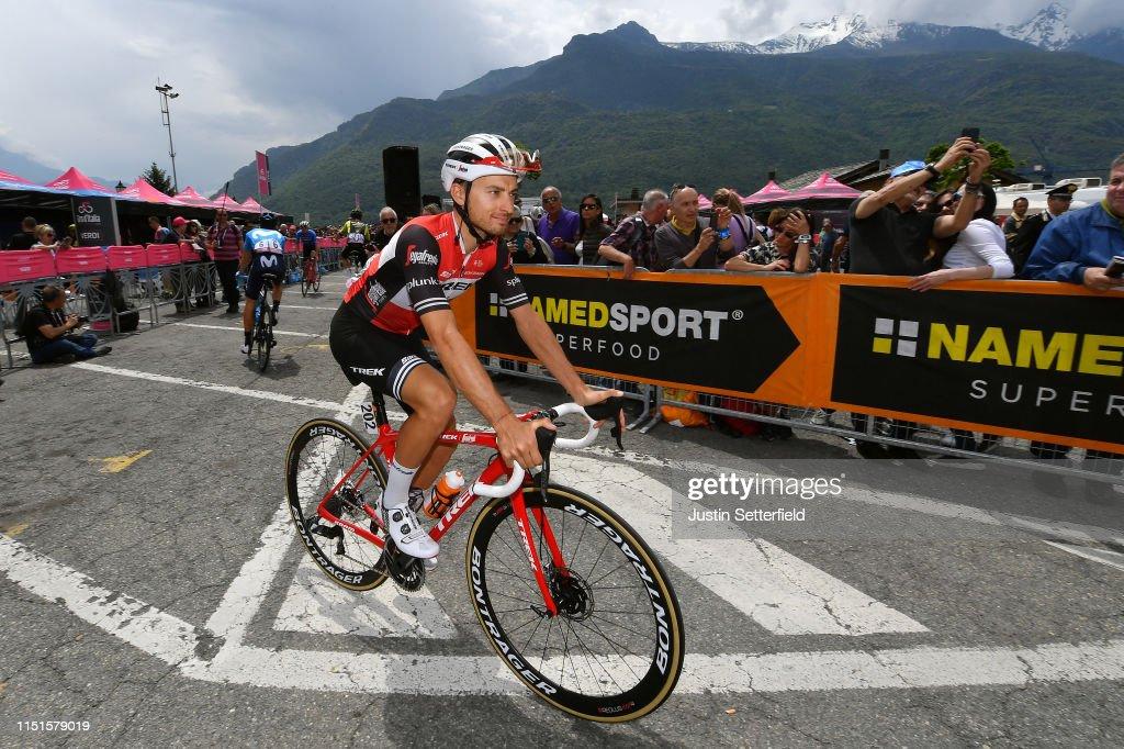 ITA: 102nd Giro d'Italia 2019 - Stage 14 Saint Vincent - Courmayeur