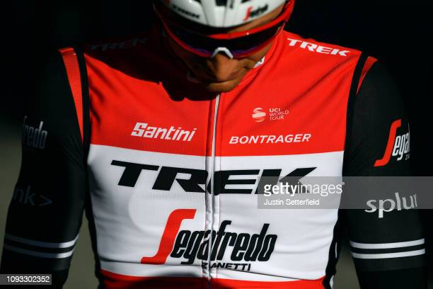 Start / Gianluca Brambilla of Italy and Team Trek-Segafredo / during the 28th Mallorca Challenge 2019, Trofeo Playa de Palma a 159,6km race from...
