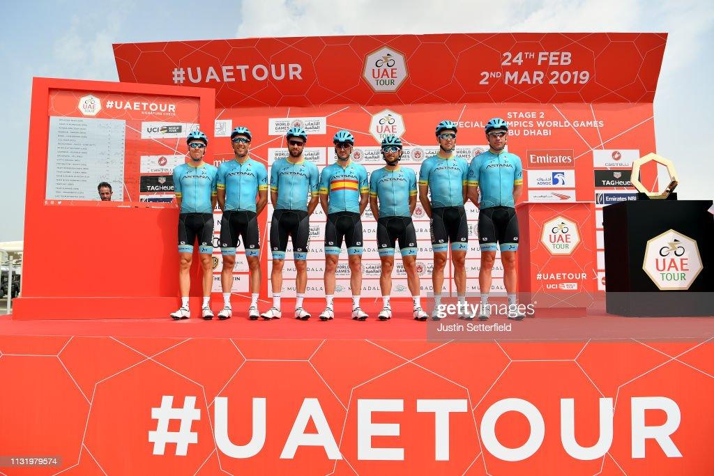 5th UAE Tour 2019 - Stage 2 : News Photo