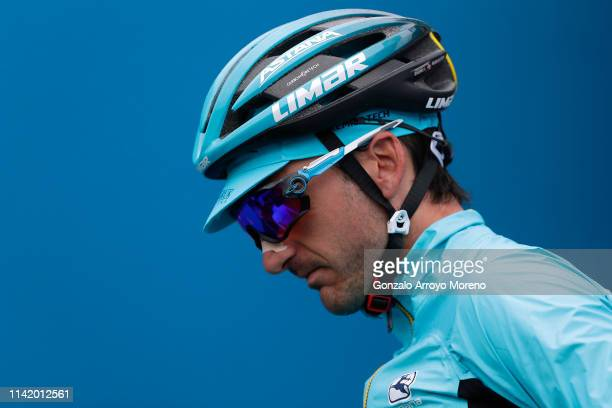 Start / Gorka Izagirre of Spain and Astana Pro Team / during the 59th ItzuliaVuelta Ciclista Pais Vasco 2019 Stage 4 a 1636km stage from...