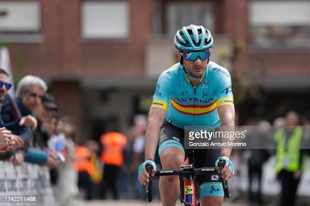 Start / Gorka Izagirre of Spain and Astana Pro Team / during the 59th ItzuliaVuelta Ciclista Pais Vasco 2019 Stage 5 a 1498km stage to Arrigorriaga...