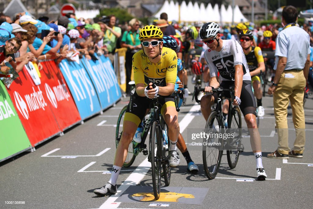 Cycling: 105th Tour de France 2018 / Stage 17 : ニュース写真