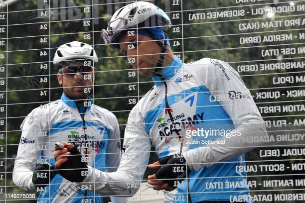 Start / Guillaume Boivin of Canada and Team Israel Cycling Academy / Sing In / during the 102nd Giro d'Italia 2019, Stage 5 a 140km stage from...