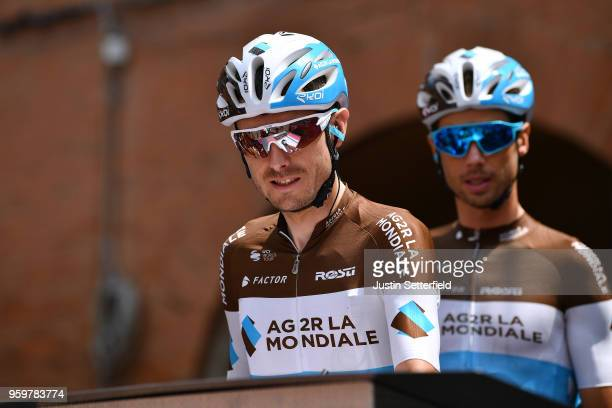 Start / Hubert Dupont of France and Team AG2R La Mondiale / during the 101st Tour of Italy 2018, Stage 13 a 180km stage from Ferrara to Nervesa Della...