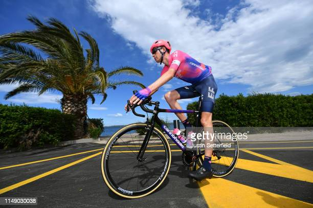 Start / Hugh Carthy of United Kingdom and Team EF Education First / during the 102nd Giro d'Italia 2019, Stage 4 a 235km stage from Orbetello to...