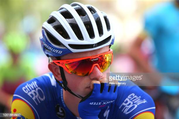 Start / James Knox of Great Britain and Team Quick Step Floors / during the 54th Presidential Cycling Tour Of Turkey Stage 3 a 1327km stage from...