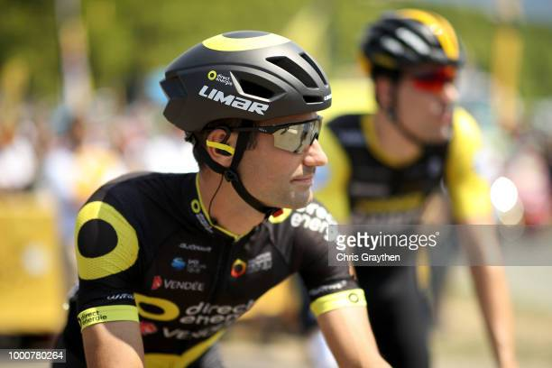 Start / Jerome Cousin of France and Team Direct Energie / during the 105th Tour de France 2018 / Stage 10 a 1585km stage from Annecy to Le...