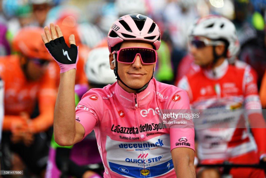 103rd Giro d'Italia 2020 - Stage Seventeen : ニュース写真