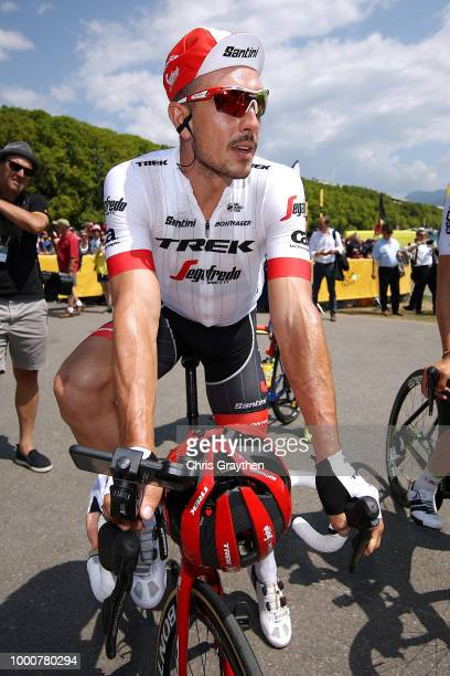 Start / John Degenkolb of Germany and Team Trek Segafredo / during the 105th Tour de France 2018 / Stage 10 a 1585km stage from Annecy to Le...