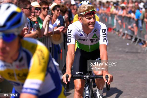 Start / Julien Vermote of Belgium and Team Dimension Data / Ghent City / during the 120th Belgian Road Championship 2019 Individual Road Race Elite...