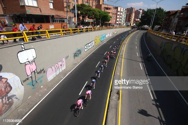 Start / Lawson Craddock of The United States and EF Education First Pro Cycling Team / Taylor Phinney of The United States and EF Education First Pro...
