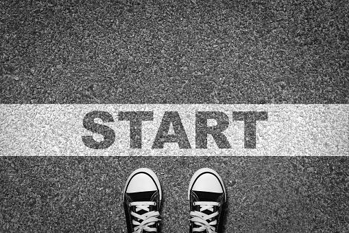 Start line freedom journey 1153231275