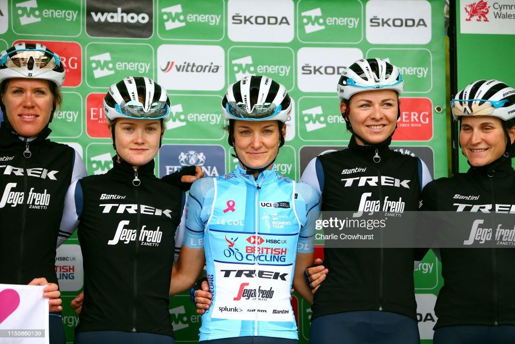 6th OVO Energy Women's Tour 2019  - Stage Five : ニュース写真