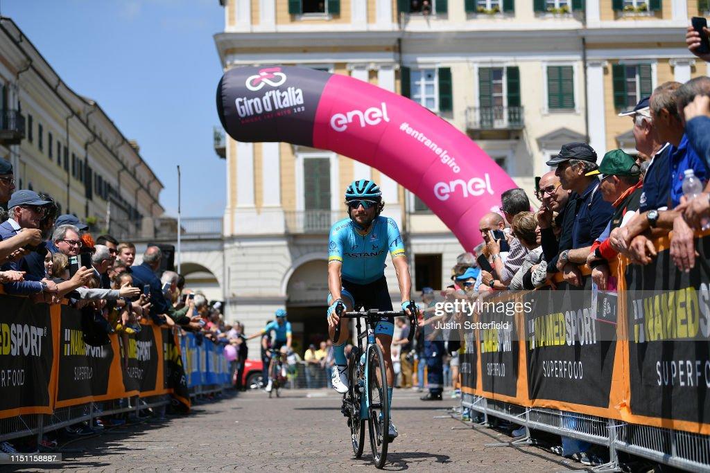 102nd Giro d'Italia 2019 - Stage 12 : News Photo