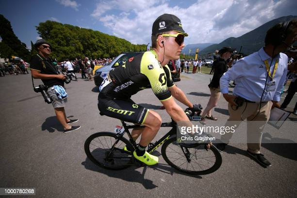 Start / Michael Hepburn of Australia and Team MitcheltonScott / during the 105th Tour de France 2018 / Stage 10 a 1585km stage from Annecy to Le...