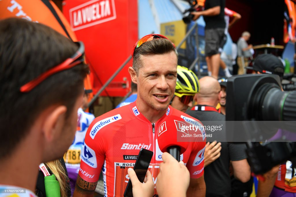 74th Tour of Spain 2019 - Stage 3 : News Photo