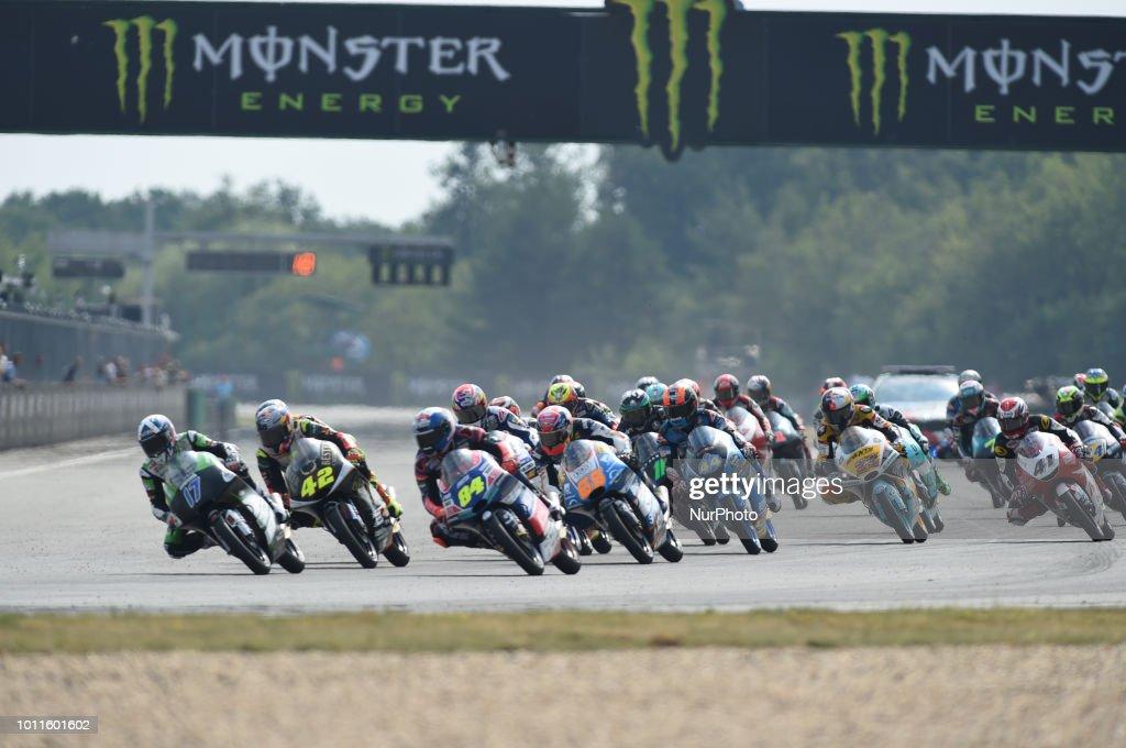 MotoGp of Czech Republic - Race : Fotografía de noticias