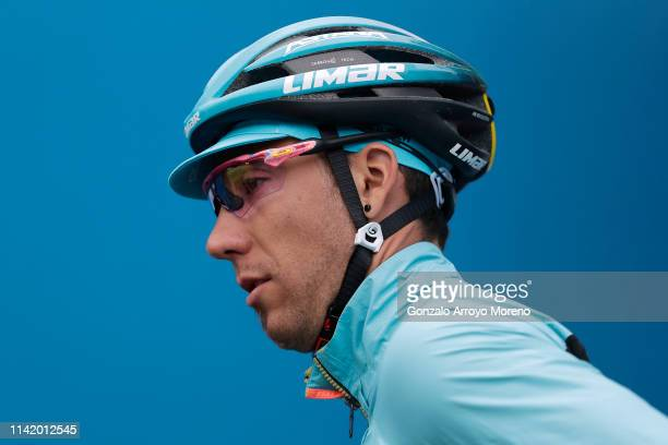 Start / Omar Fraile of Spain and Astana Pro Team / during the 59th Itzulia-Vuelta Ciclista Pais Vasco 2019, Stage 4 a 163,6km stage from...
