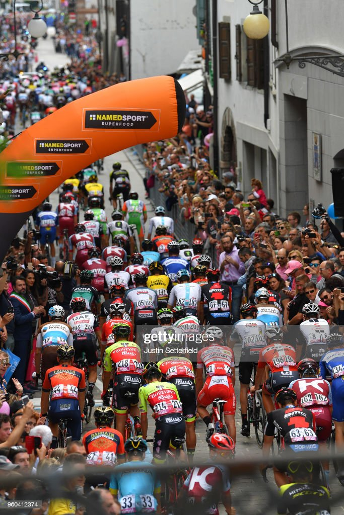 2018 Giro d'Italia - Stage Fiftheen