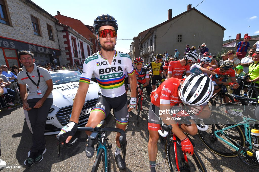 Cycling: 73rd Tour of Spain 2018 / Stage 14 : ニュース写真
