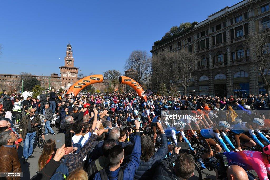 ITA: 110th Milano-Sanremo 2019