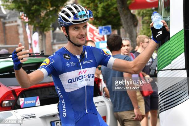 Start / Pieter Serry of Belgium and Team QuickStep Floors / during the 39th Tour Wallonie 2018 Stage 5 the 39th Tour Wallonie 2018 Stage 5 a 1875km...