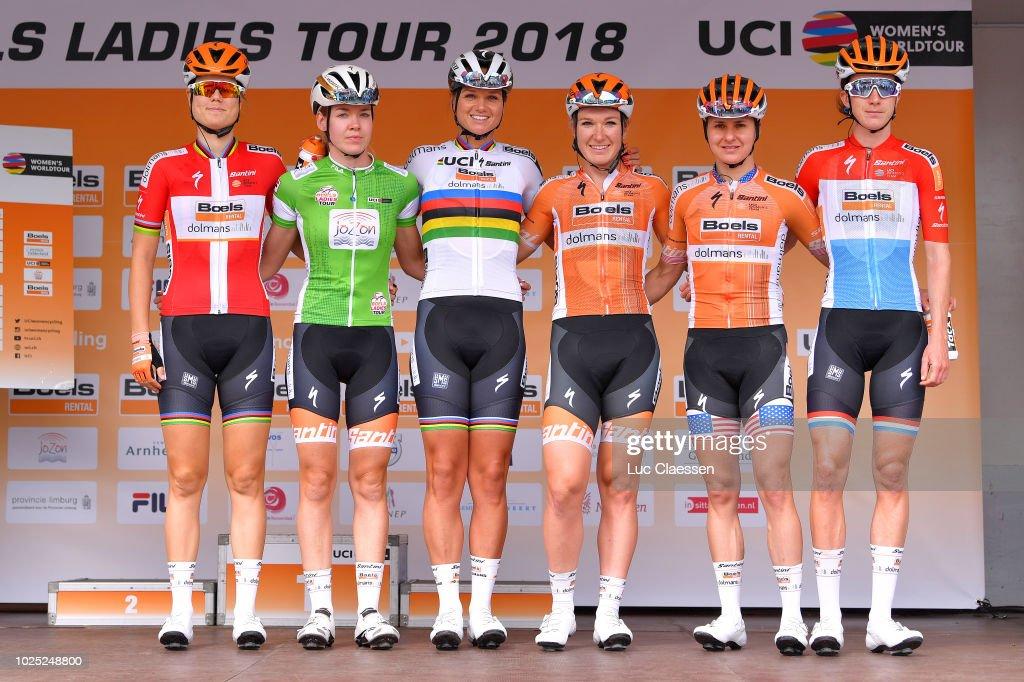21st Boels Rental Ladies Tour 2018 - Stage 2