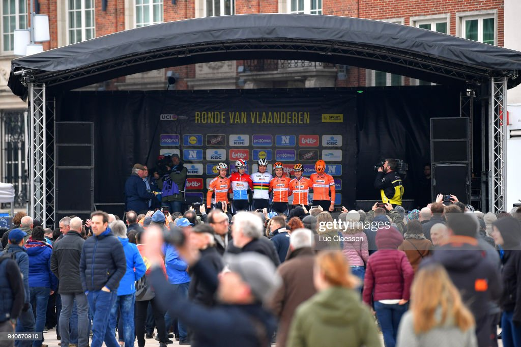 15th Tour of Flanders 2018
