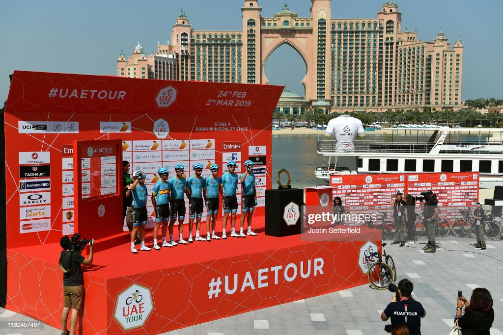 5th UAE Tour 2019 - Stage 4 : News Photo