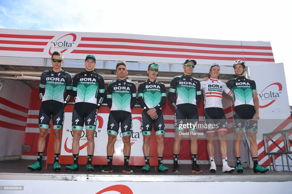 Cycling: 98th Volta Ciclista a Catalunya 2018 - Stage 1 : ニュース写真
