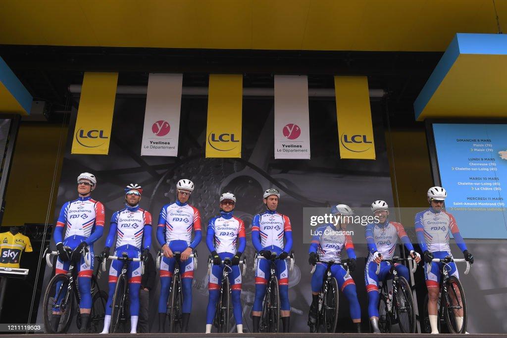 78th Paris - Nice 2020 - Stage 1 : ニュース写真