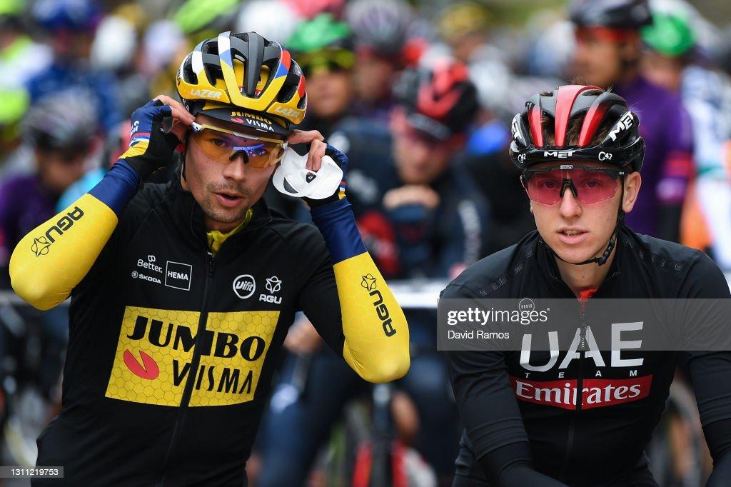 60th Itzulia-Vuelta Ciclista Pais Vasco 2021 - Stage 2 : ニュース写真