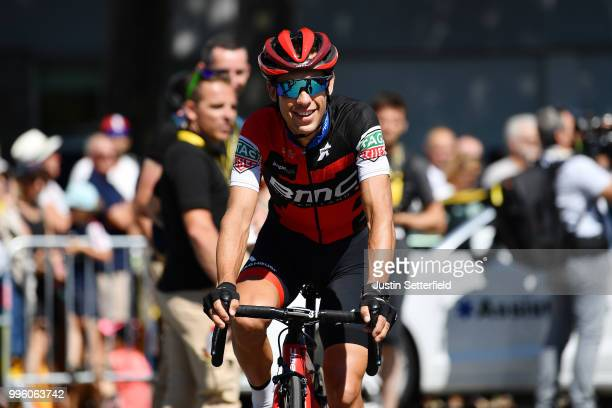 Start / Richie Porte of Australia and BMC Racing Team / Lorient City / during the 105th Tour de France 2018, Stage 5 a 204,5km stage from Lorient to...