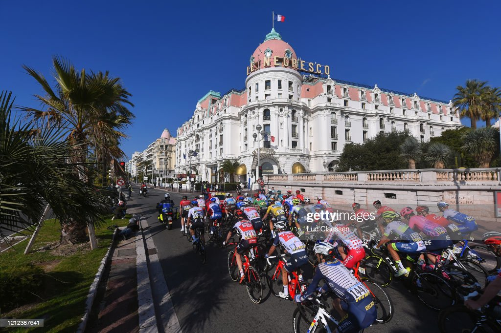 78th Paris - Nice 2020 - Stage 7 : ニュース写真