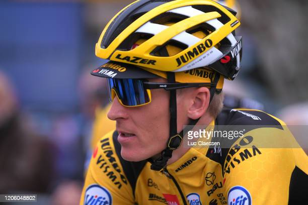 Start / Robert Gesink of The Netherlands and Team Jumbo-Visma / during the 5th Tour de La Provence 2020, Stage 1 a 149,5km stage from Châteaurenard...