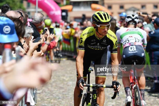 Start / Roman Kreuziger of Czech Republic and Team Mitchelton-Scott / Fans / Public / during the 101st Tour of Italy 2018, Stage 13 a 180km stage...
