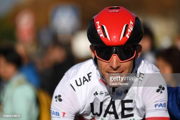 Start / Rui Alberto Faria Da Costa of Portugal and UAE - Team Emirates / Quart De Poblet City / during the 70th Volta a la Comunitat Valenciana 2019,...